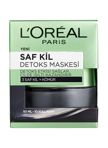 L'Oréal Paris Saf Kil Detoks Maskesi Renkli